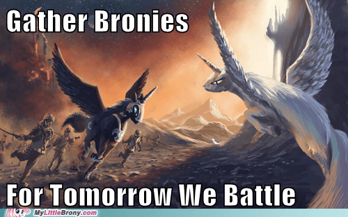 Gather the Brony Army