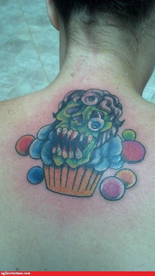 If It Bites You, Do You Turn Into a Cupcake?