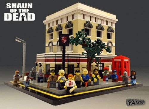 Possible Shaun of the Dead Lego Set of the Day
