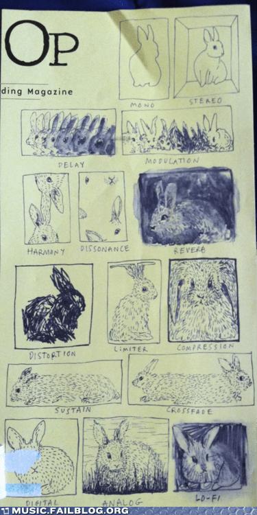 Peter Rabbit Hi-Fi-tail