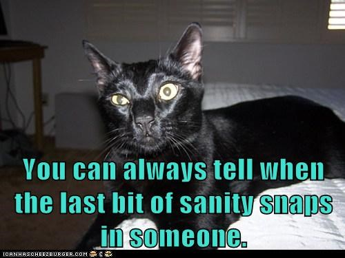 Lolcats: You can always tell...
