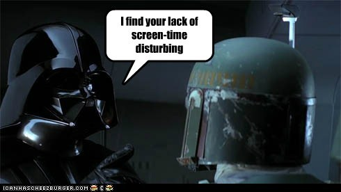 We All Do, Vader