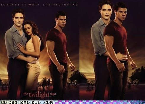 The Only Possible Way Twilight Could Be Any Better