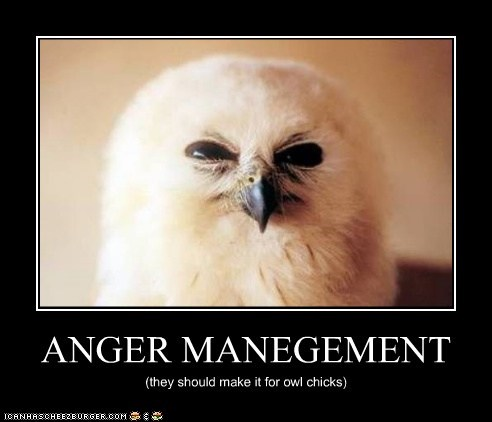ANGER MANEGEMENT