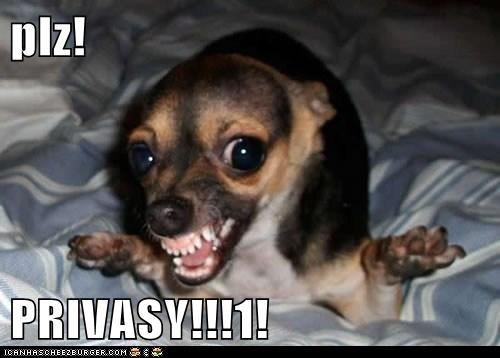 plz!  PRIVASY!!!1!