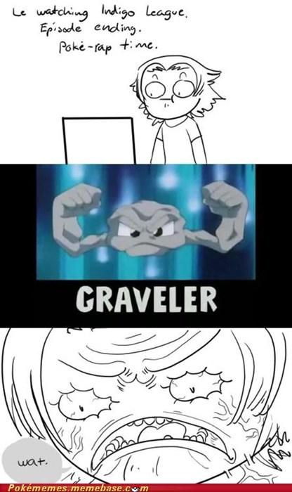 anime,comic,geodude,graveler,pokerap,wrong