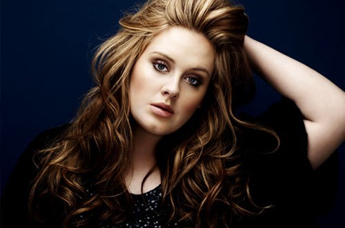 Adele Talks New Music of the Day