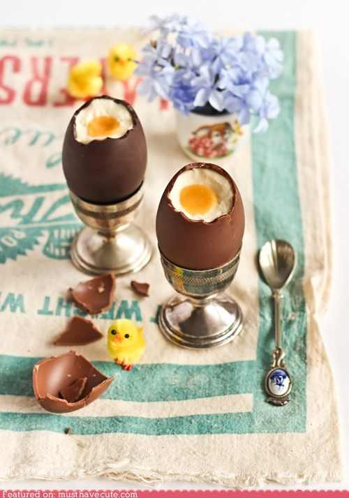 Epicute: DIY Creme Eggs!