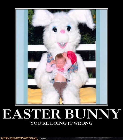 angry,bunny,easter,eww,hilarious,kids