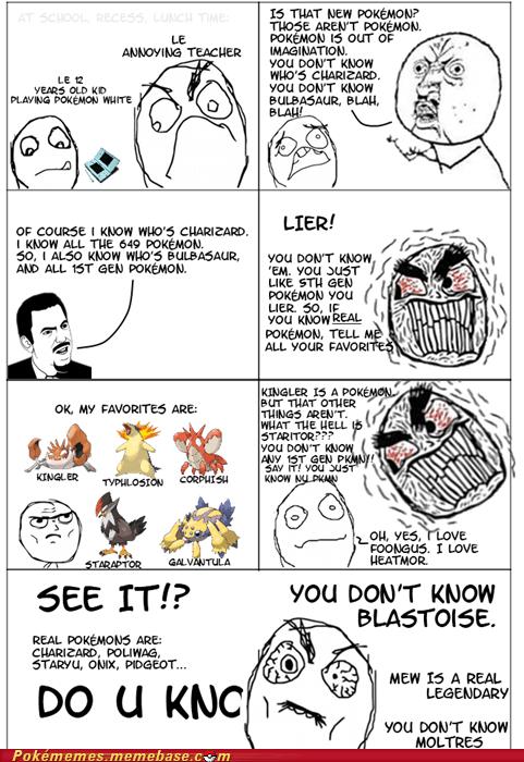 Disregard Haters, Enjoy Pokémon