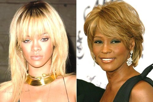 Rihanna Wants Whitney Role of the Day