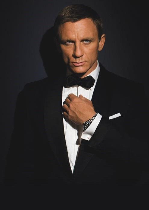 James Bond To Kick Off The Olympics of the Day