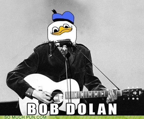 bob dylan,dolan,literalism,similar sounding
