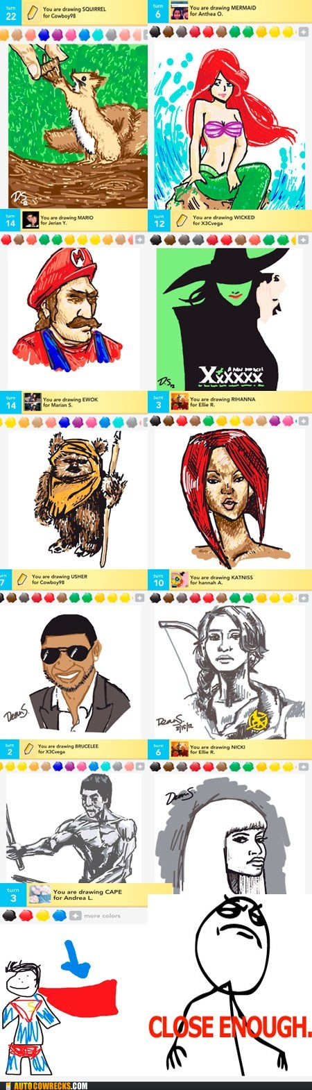 Can You Draw Something Better?