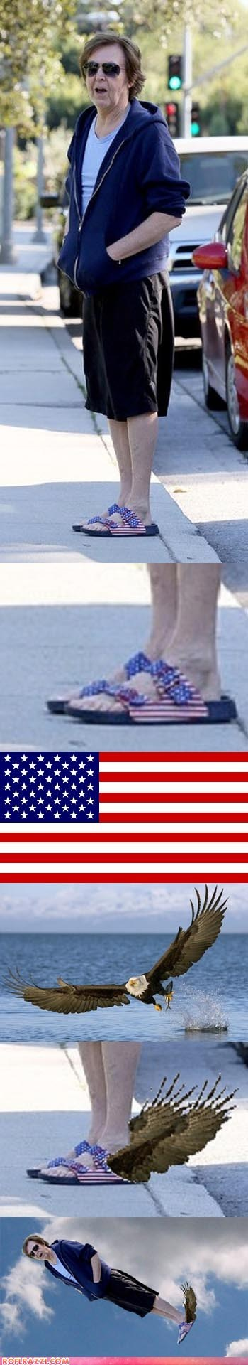 Freedom Sandals Are so F**king Free