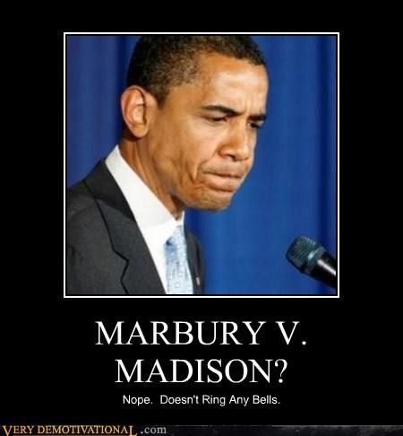 MARBURY V. MADISON?