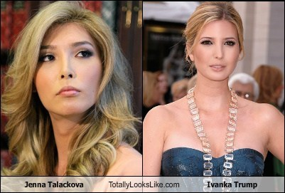 funny,ivanka trump,Jenna Talackova,TLL