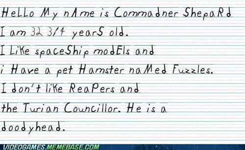 doodyhead,handwriting,shepard,smart,soldier