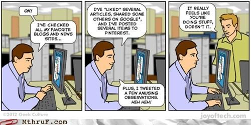 blog,facebook,google,joy of tech,pinterest,productivity,twitter