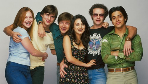That 70's Show Reunion of the Day