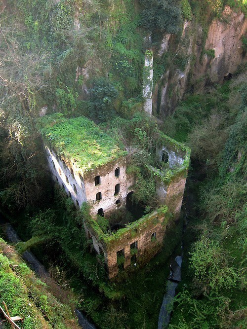 Deep Valley of the Mills, Sorrento, Italy