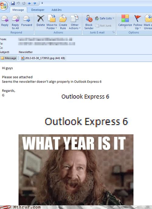 ie,internet explorer,jumanji,microsoft,outlook express,robin williams,windows