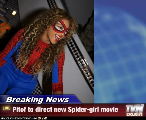 Breaking News - Pitof to direct new Spider-girl movie