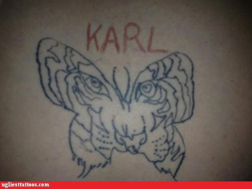 Karl Must Be a Really Special Guy