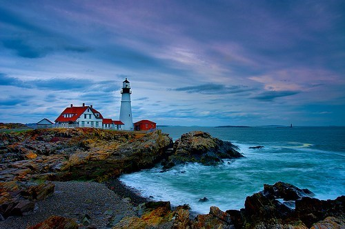 Atlantic Lighthouse