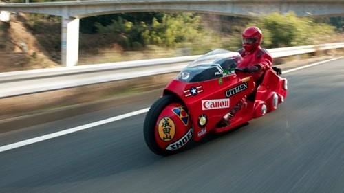 Akira Bike IRL of the Day