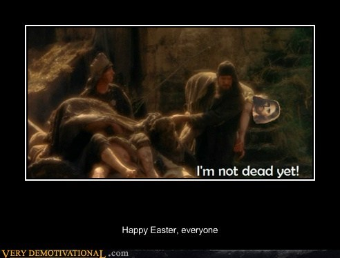 HAPPY EASTER, EVERYONE