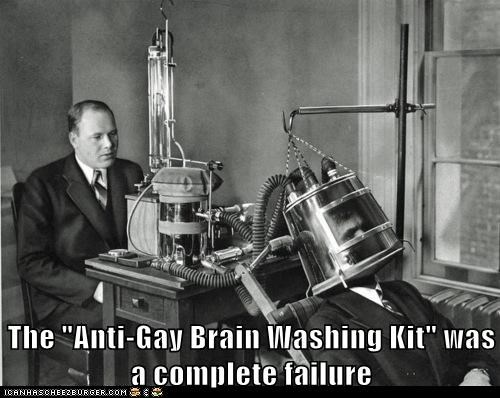 "The ""Anti-Gay Brain Washing Kit"" was a complete failure"