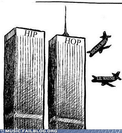911,airplane,hip hop,lil wayne,soulja boy,twin towers,world trade center