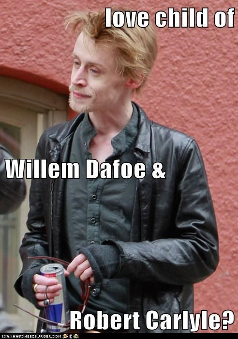 love child of Willem Dafoe & Robert Carlyle?