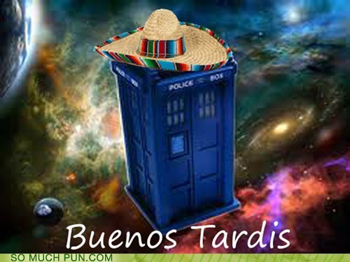 buenos aires,doctor who,Hall of Fame,literalism,similar sounding,sombrero,tardis