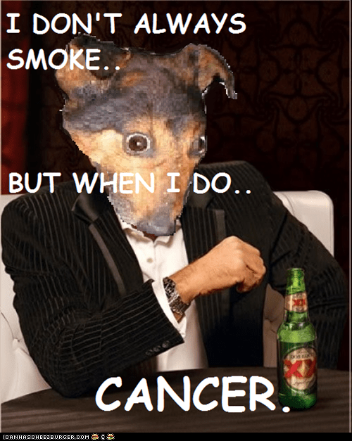 BETTER STOP SMOKING!