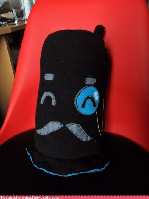 felt,gift,Plush,quite,sewing,sir,top hat