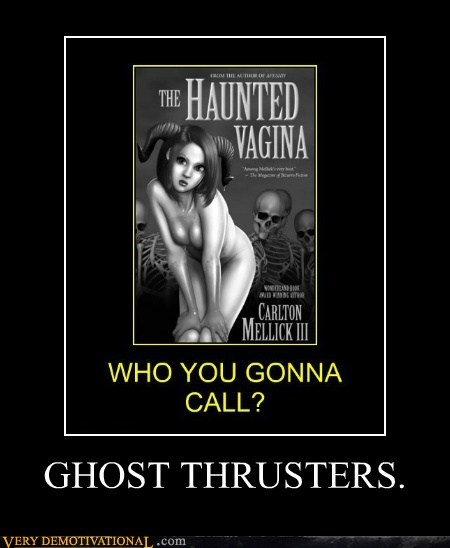 GHOST THRUSTERS.