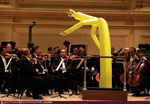 The Most Enthusiastic Conductor I've Ever Seen