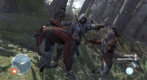 Assassin's Creed 3 Screenshots of the Day