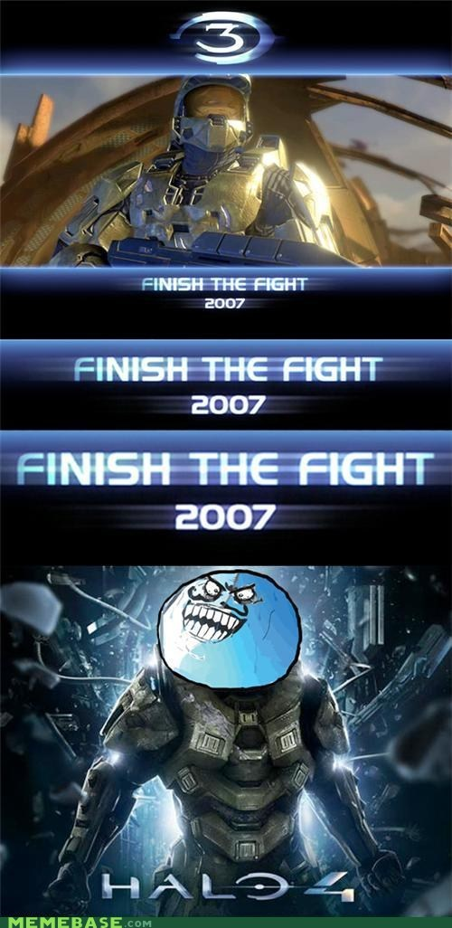 Finish the Fight...