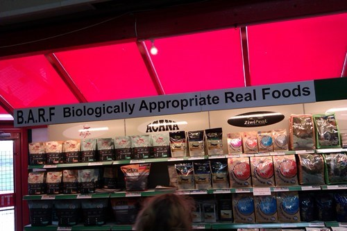 Appetizing Acronym FAIL