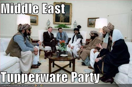 Middle East  Tupperware Party
