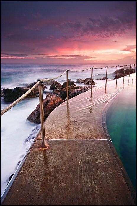 austrailia,pool,sea