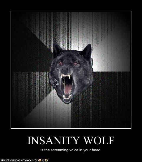INSANITY WOLF
