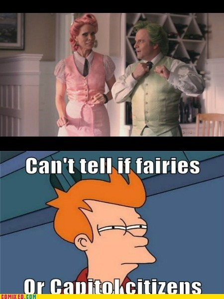 fairly odd parents,From the Movies,hunger games