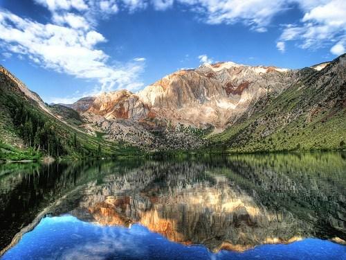 california,Hall of Fame,lake,mountains