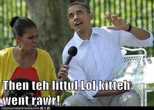 Obama Derping a Sturrrrrry