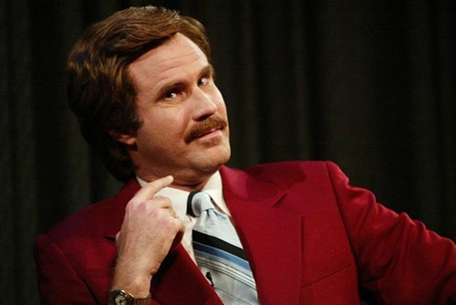 Anchorman 2 Update of the Day