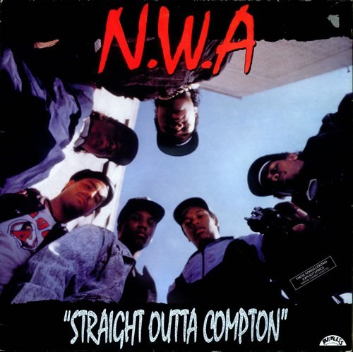 N.W.A. Biopic of the Day